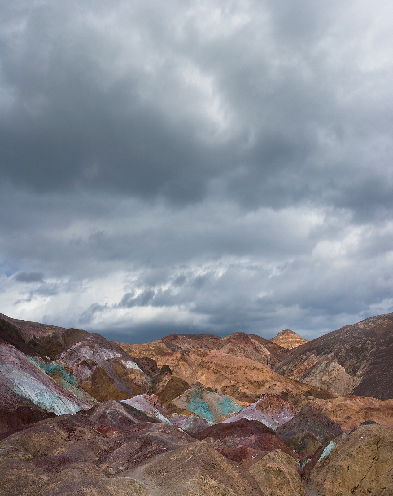 Artist Palette | Death Valley