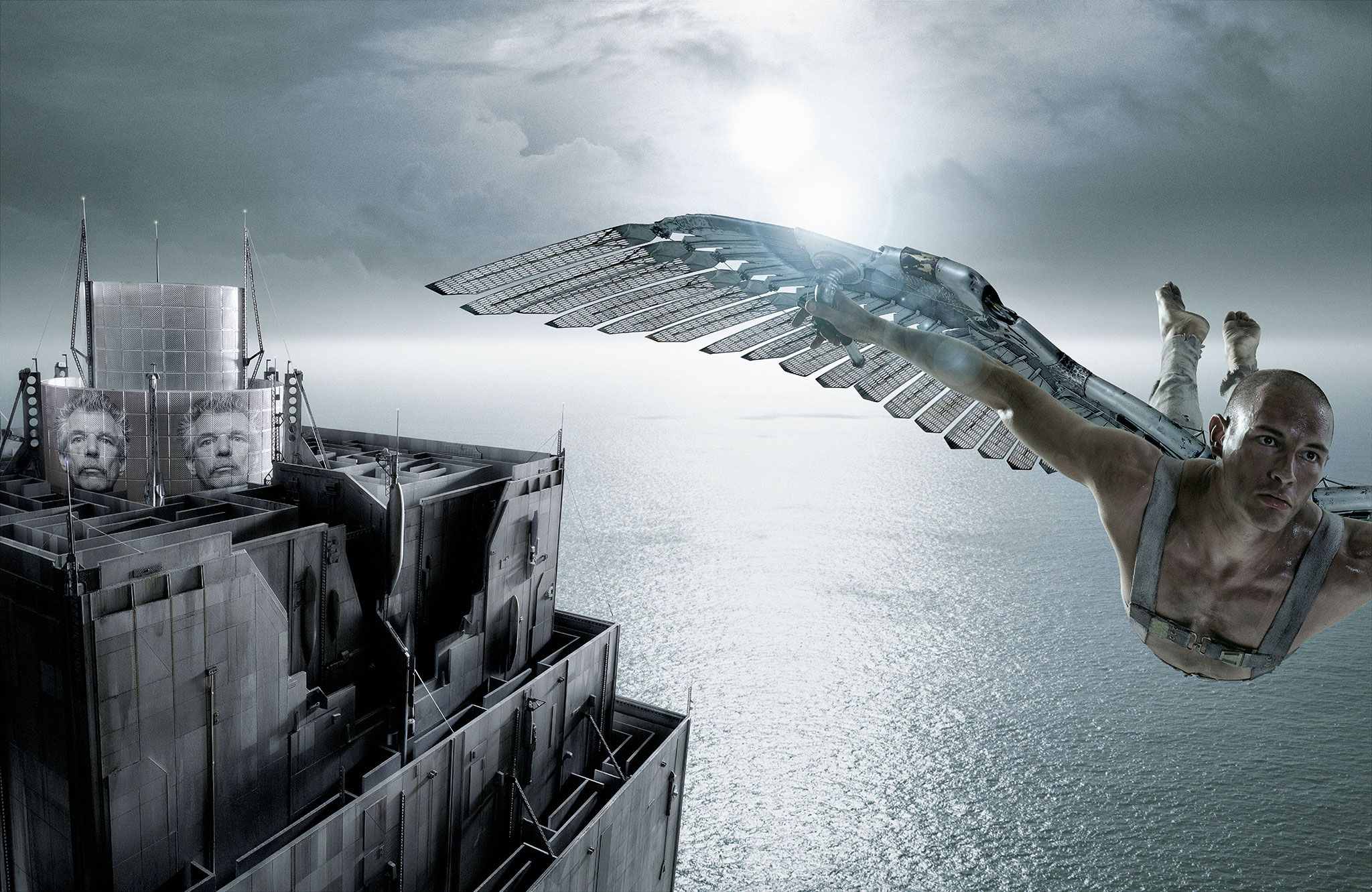 """The Flight of Icarus""  