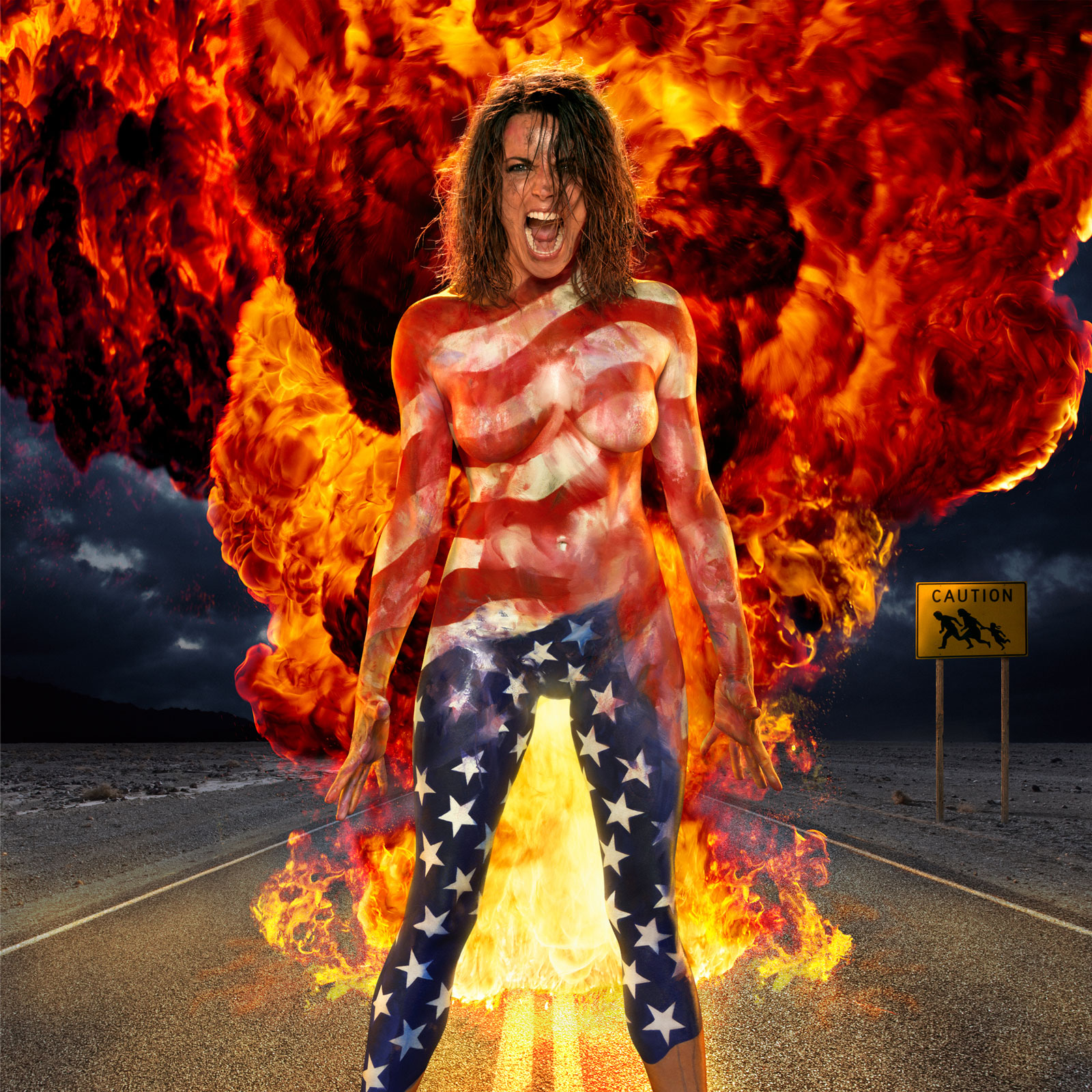 """Patriotic Bitch"" 