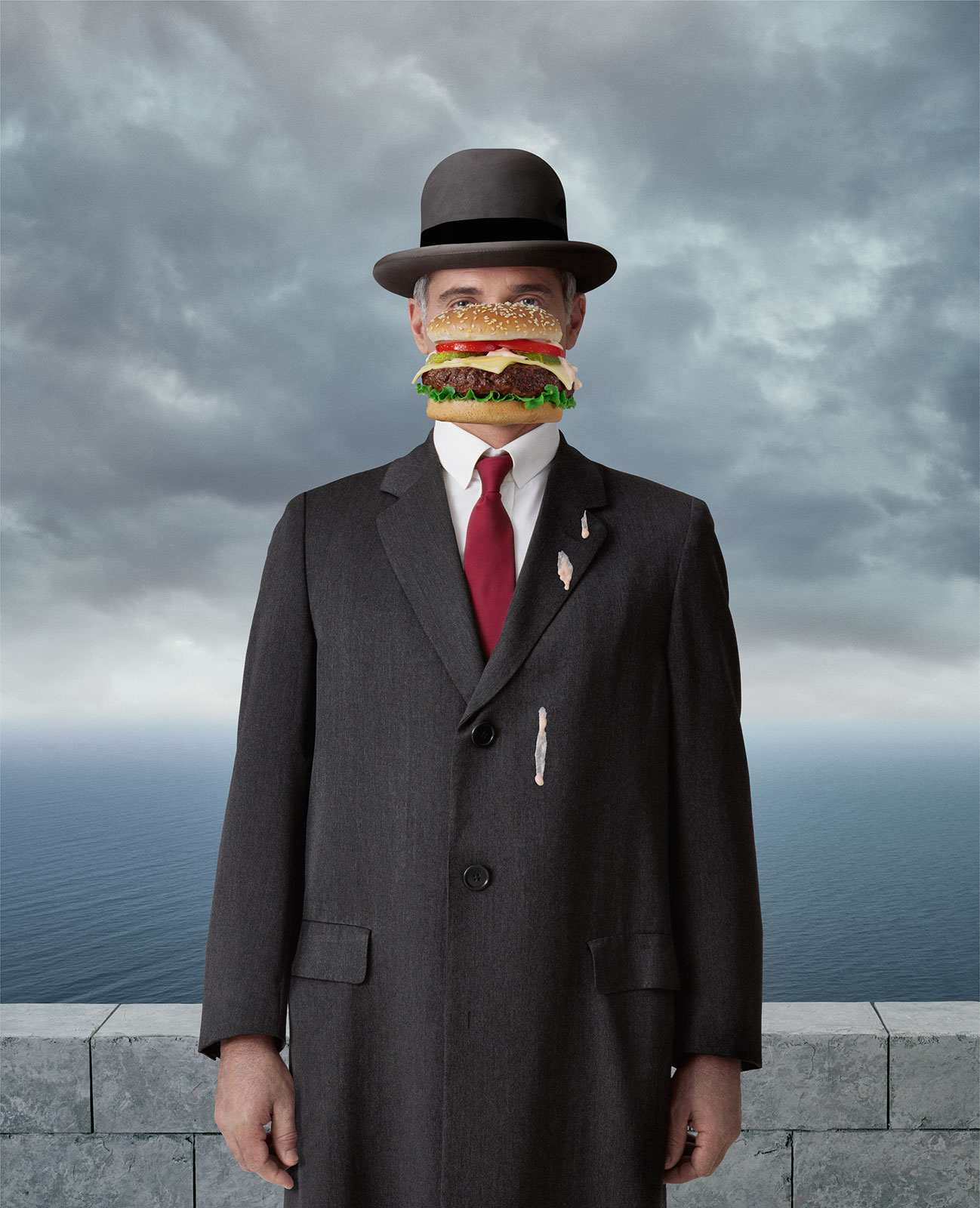 """Son of Mac"" TIME Magritte parody"