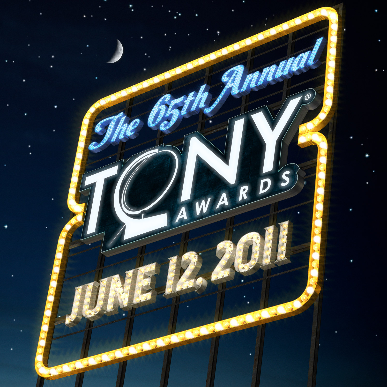 Tony Awards Playbill Cover